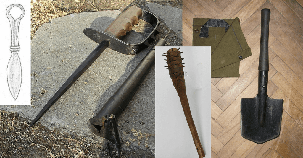 Some of the Most Effective Melee Weapons of WWI, The Bayonet Was Not One of Them