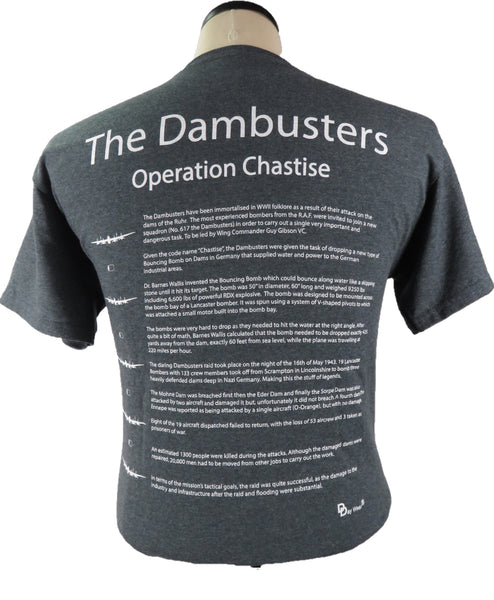The Dam Busters Code name Operation Chastise