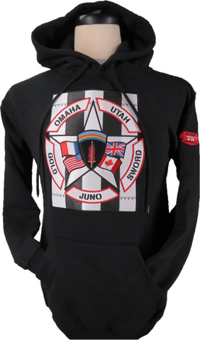 Commemorative D-Day  Hoodie