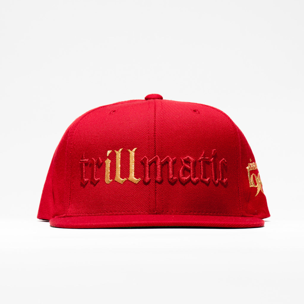 LE Red Trillmatic Snapback