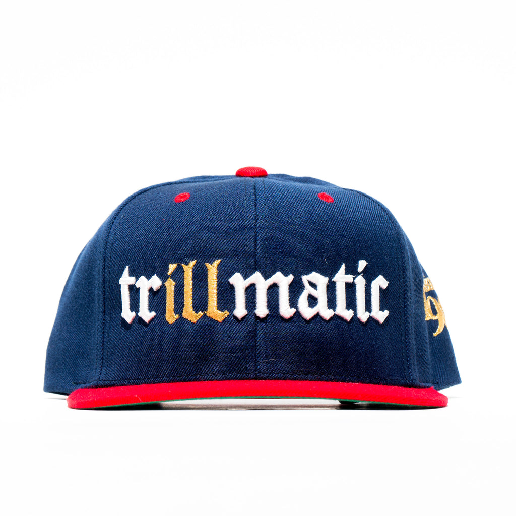 Olympic Trillmatic Snapback