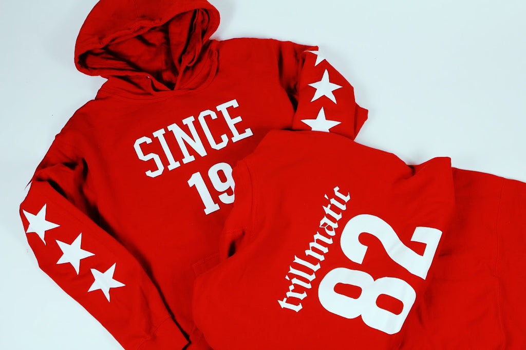 Since All Star Hoody