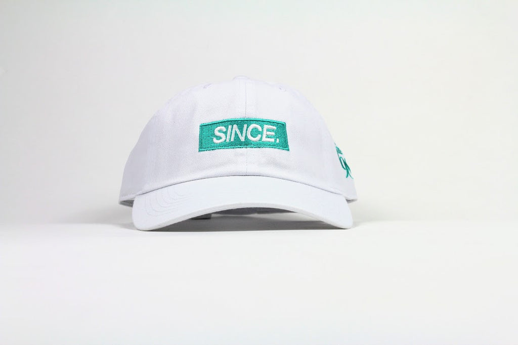 Mint SINCE. Mini Box Strapback