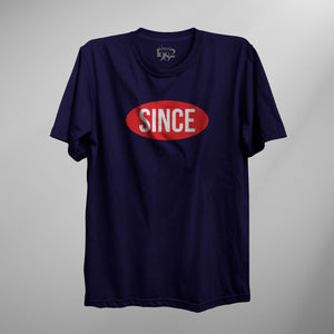 Navy Since Bombing Tee
