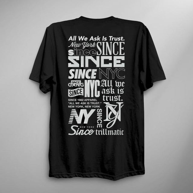 Black Collections Tee
