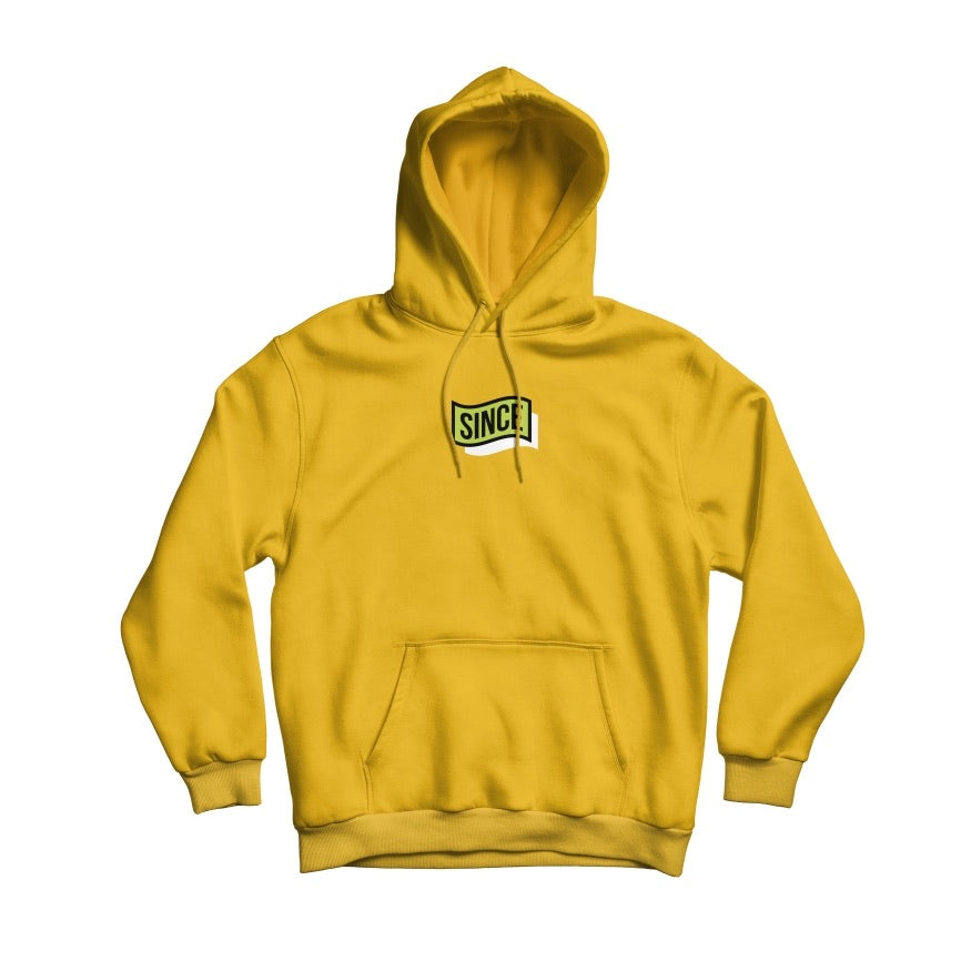 Since Shadow Flag Pullover Hoody