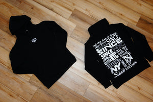 Black Collections Hoody