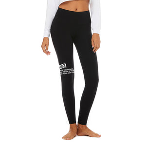 Since High Waist Premium Leggings