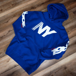 Big Blue Since Balance Hoody