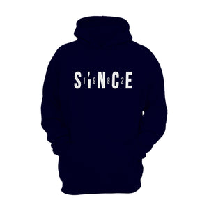 Navy 3m Retro Hoody