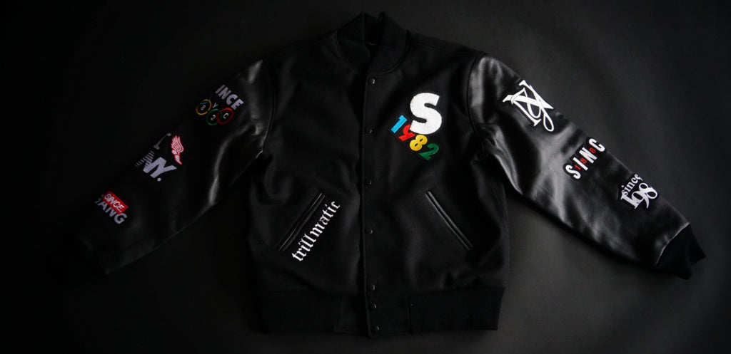 All City Varsity Jacket (Pre-Order, ships 10.24.19)