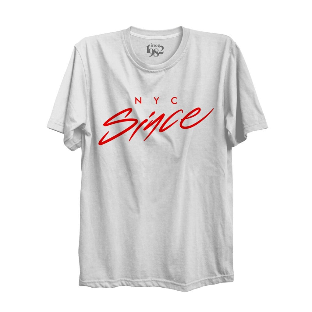 White Since Flight Tee