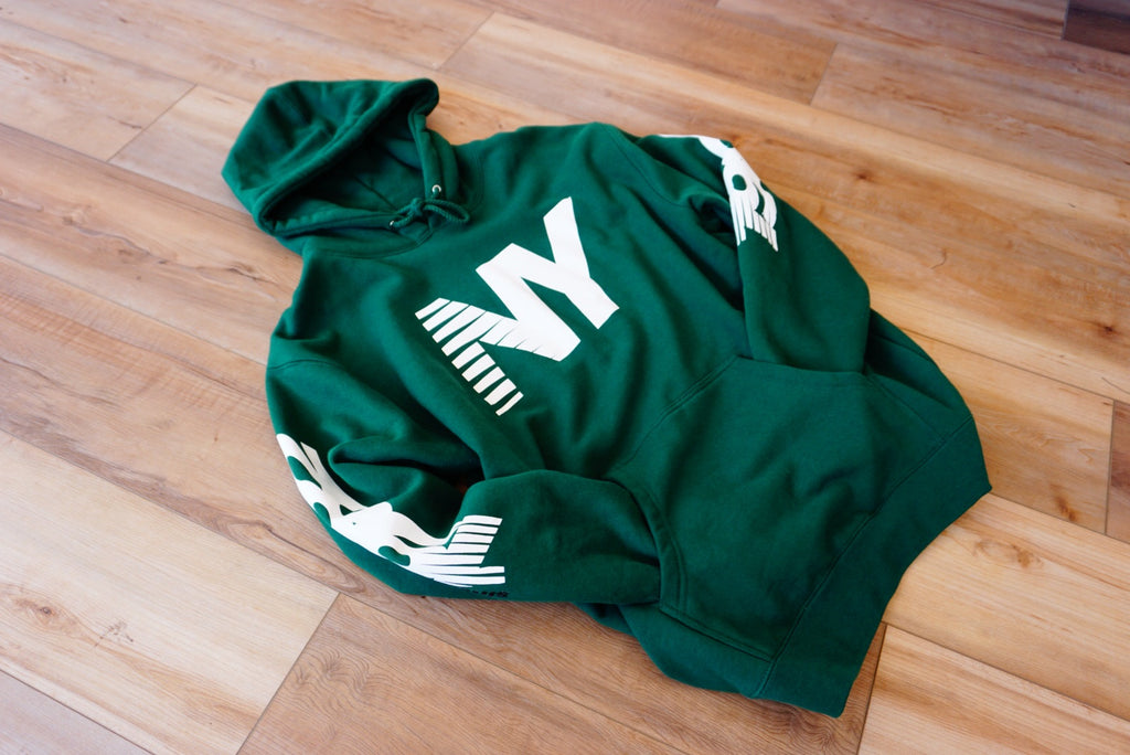Gang Green Since Balance Hoody