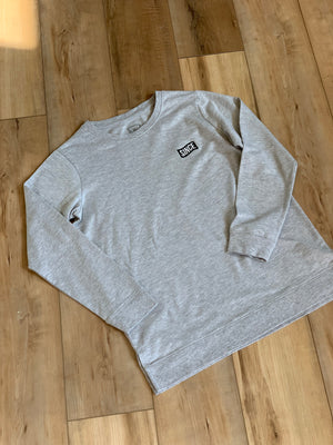Grey French Terry Long Sleeve