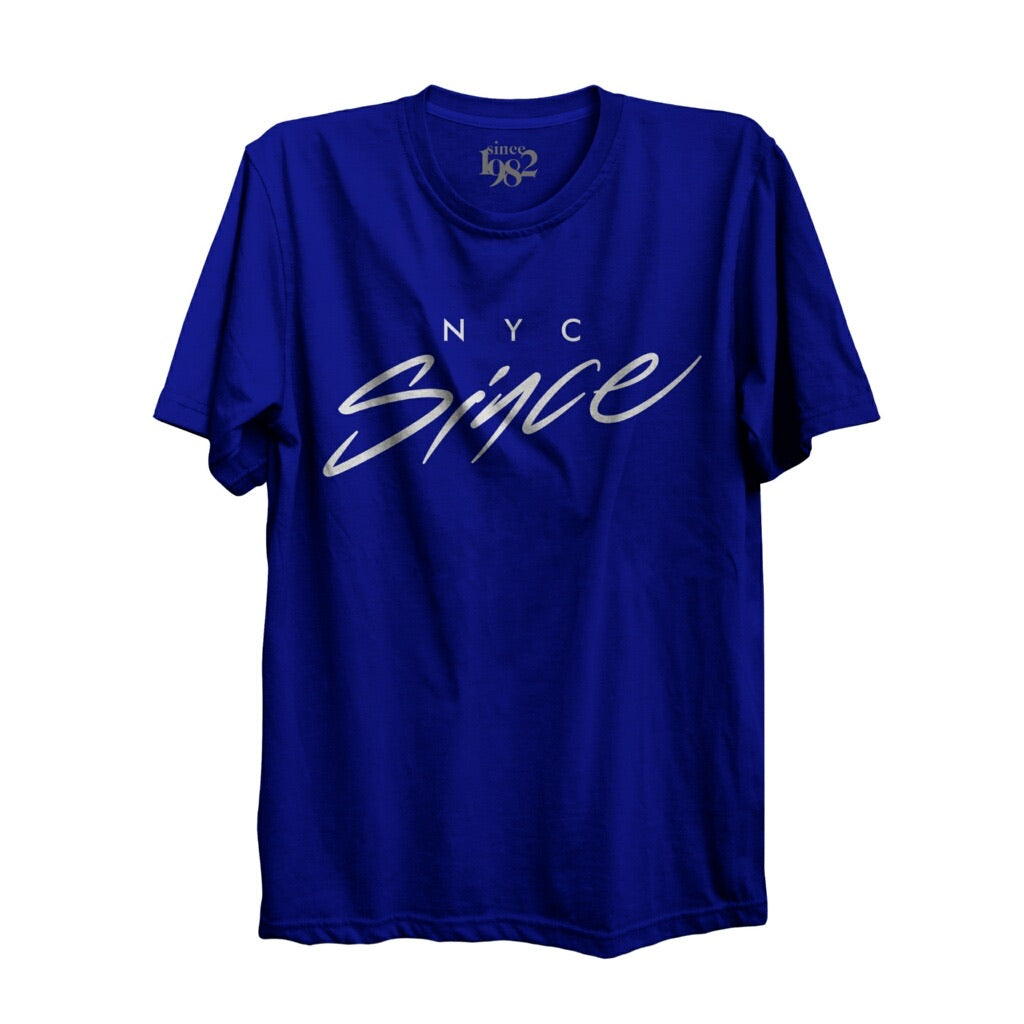 Blue Since Flight Tee