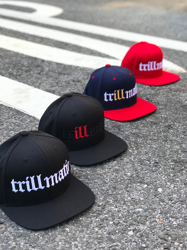 Trillmatic Snapbacks