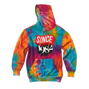 Since Mashup Tie Dye Hoody ( MOST PEOPLE SIZE DOWN ON THIS HOODY)