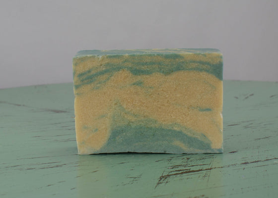 Kentish Rain - Goat's Milk Soap