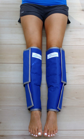 Cold calf & shin wraps