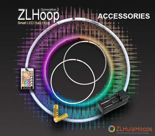 Smart LED Hoop ZL Hoop Accessories