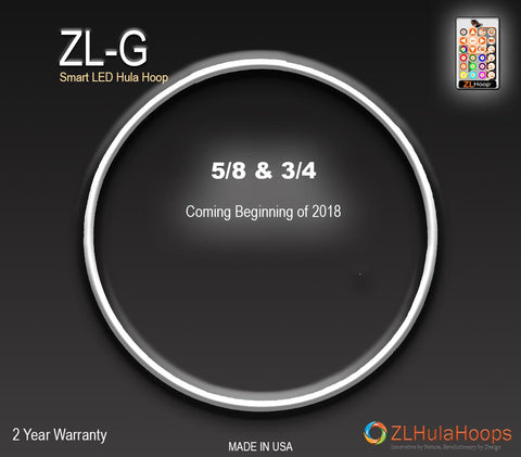 ZL-G Smart LED Hoops