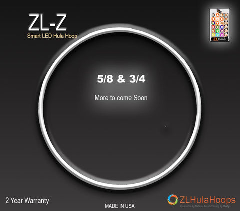 ZL-Z Smart LED Hoops