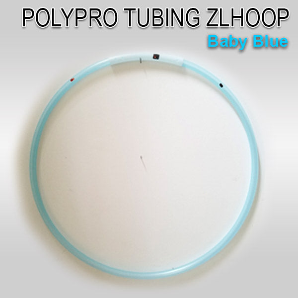 PolyPro Baby Blue Tubing For ZLHoop