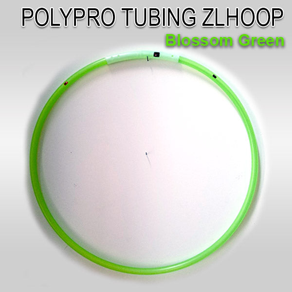 PolyPro Blossom Green Tubing for ZLHoop