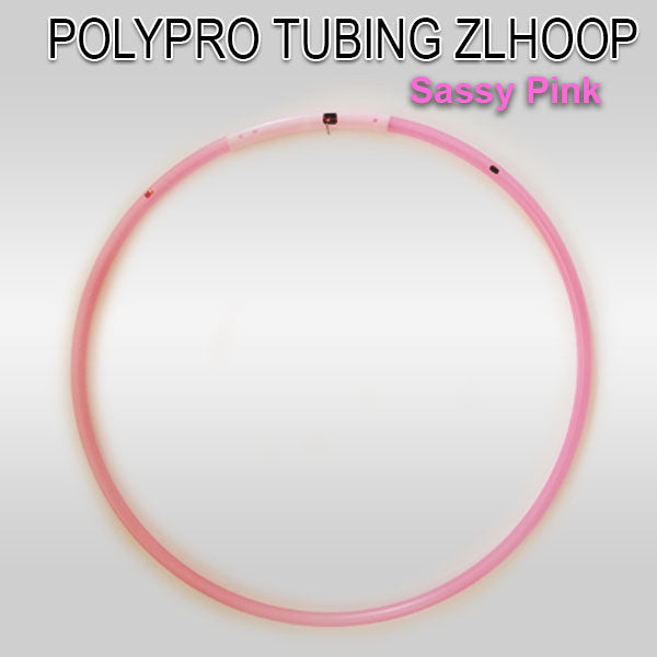 PolyPro Sassy Pink Tubing for ZLHoop