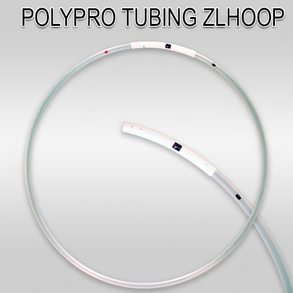 PolyPro Natural Tubing for ZLHoop