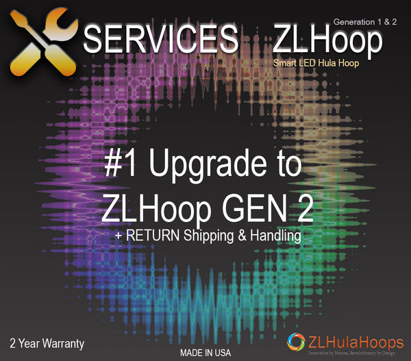 Upgrade #1 : ZLHoop Gen 2 (Add/Remove Counter Balance)