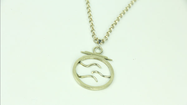 Waves Necklace #1