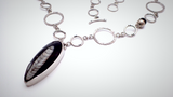 Orthoceras Fossil Necklace