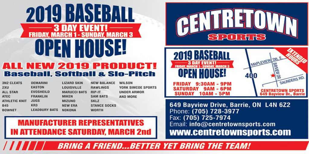 Centretown Sports Open House