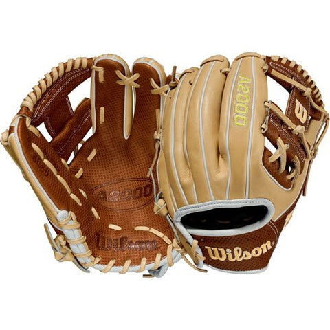 Wilson A2000 Superskin 1786 11.5 Inch Baseball Glove 2020