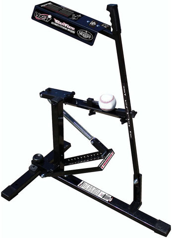 Louisville UPM45 Black Flame Pitching Machine