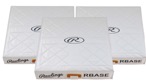 Rawlings Heavy Duty Base Set -RBASE-3PK