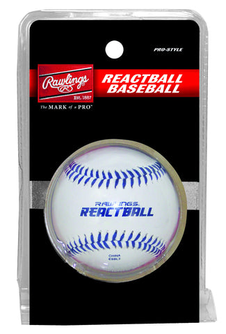 Rawlings Pro-Style REACTBALL Baseball - REACTBASEBALL