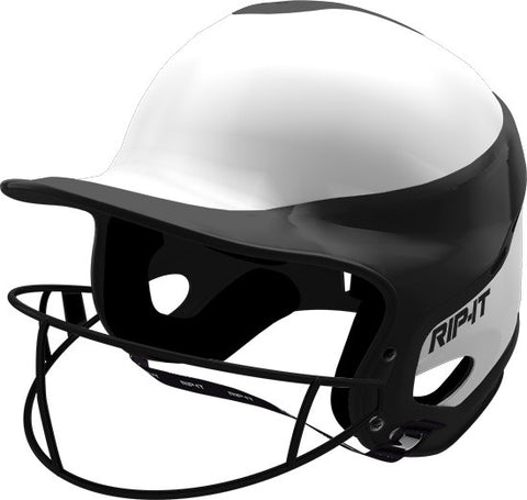 Rip It Helmet with Mask - Batter's Helmet