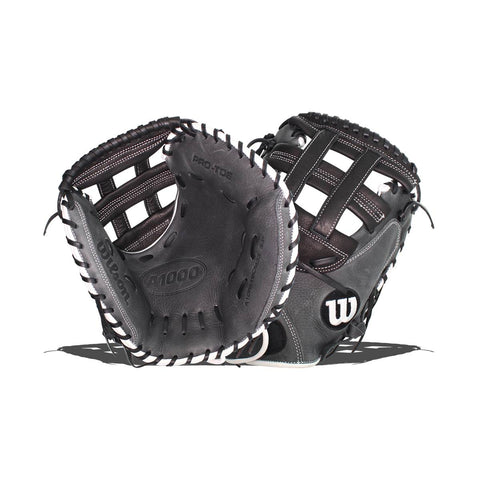 "Wilson A1000 33"" Fastpitch Softball Catcher's Mitt 2020"