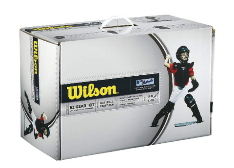 Wilson EZ Gear Kit - Small Royal