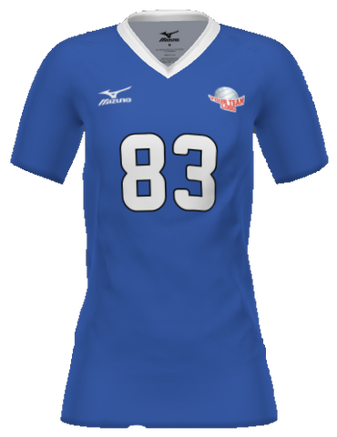 Mizuno Women's Sublimated Short Sleeve Jersey