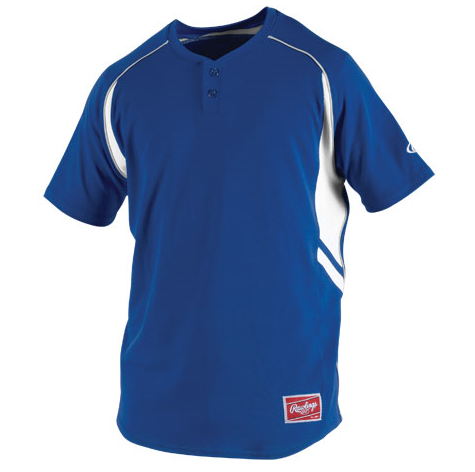 Rawlings Road 2 Button Jersey