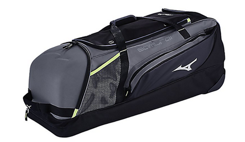 Mizuno Samurai Wheel Bag