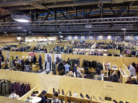 Seek urban clothing trade show