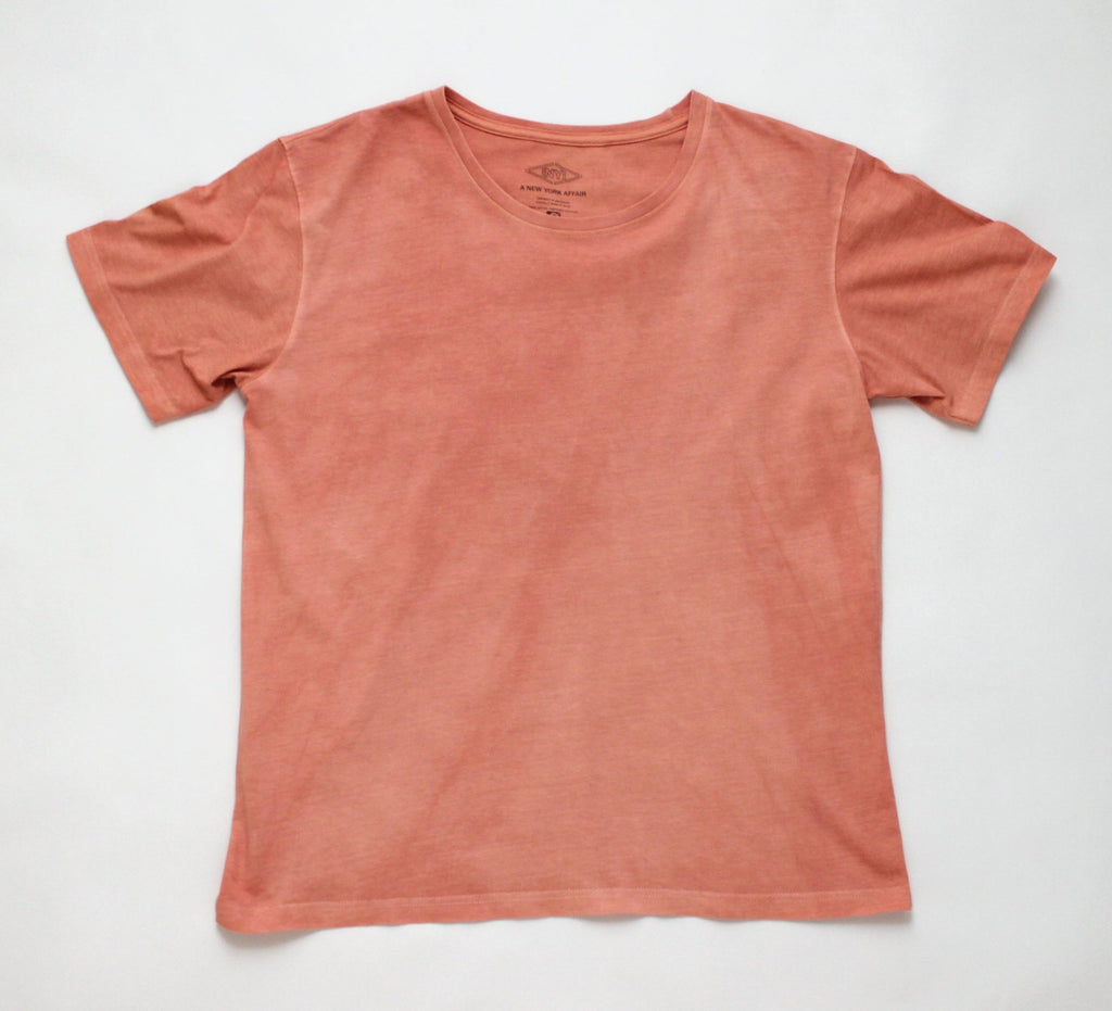 Garment dyed - Mad nice Madder Red