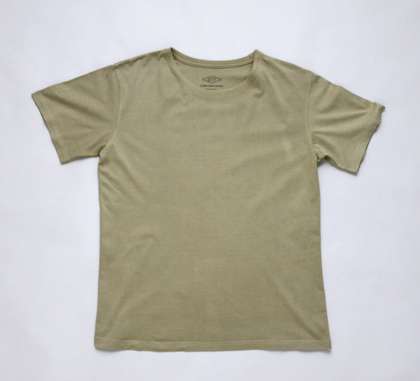 Garment dyed - Birch Dirty Green