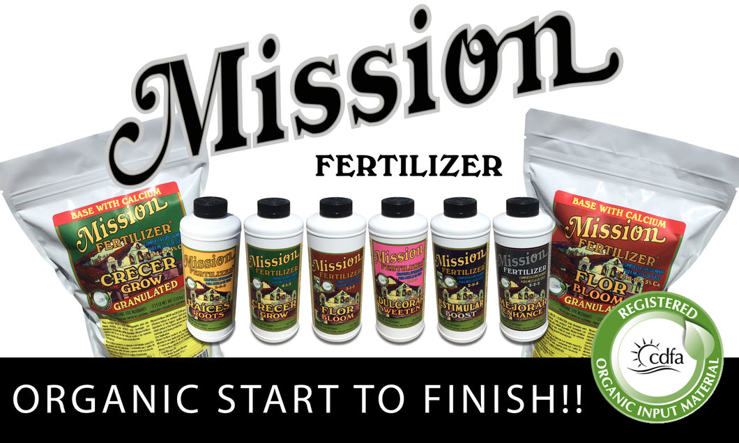 Try Our Base Feeding For One Low Price and Free Shipping (3 Liquids and Both Dry Fertilizers)