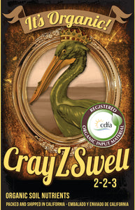 CrayZ Swell Liquid (Quart)