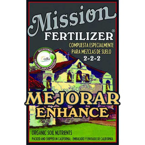 Mission ENHANCE 2-2-2 Liquid 5 Gallon